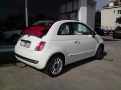 fiat 500 cabriolet 1 2 lounge s s v hicules d 39 occasion. Black Bedroom Furniture Sets. Home Design Ideas
